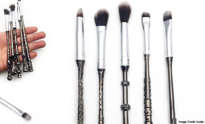 Amazing Harry Potter Makeup Brushes