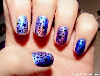 Hologrammatic Nails