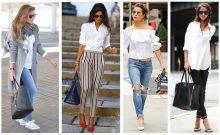 5 Amazing DIY Hacks to Make Your Plain White Shirt Look Trendy