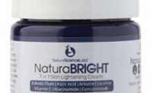NaturaBright Review : Ingredients, Side Effects, Detailed Review And More