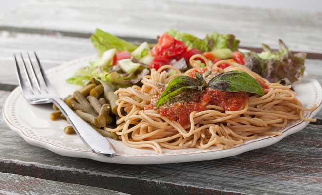 Wheat Spaghetti