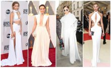 White is the New Color of Fall Season That Celebrities are Sporting