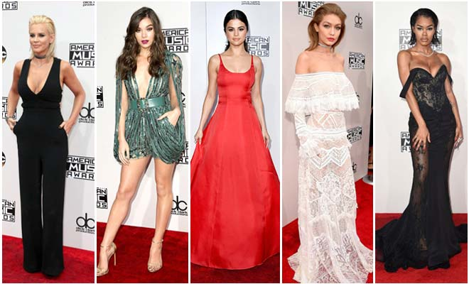 Outfitsfrom American Music Awards to Inspire Your Fashion