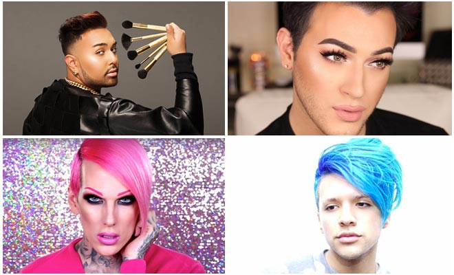 4 Male Makeup Artists