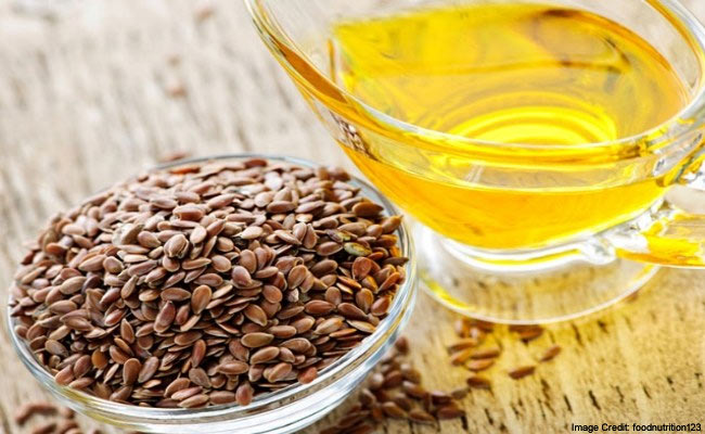 Flax Meal is Made Up of Oil rich in Omega-3 Fatty Acid