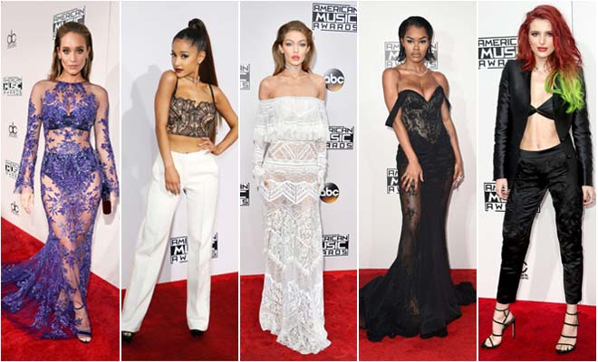 Hair Trends from the American Music Awards