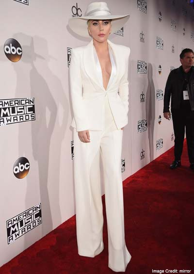 Lady Gaga in AMA