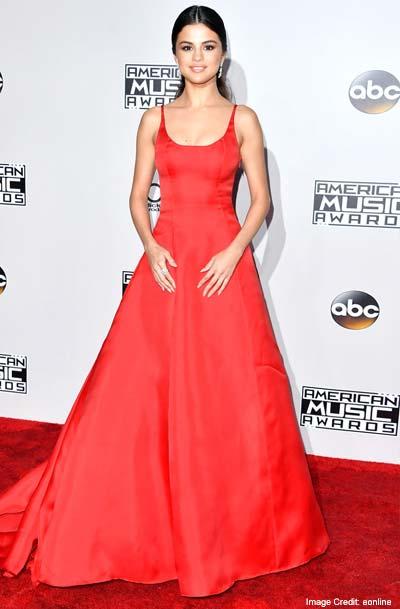 Selena Gomez in AMA