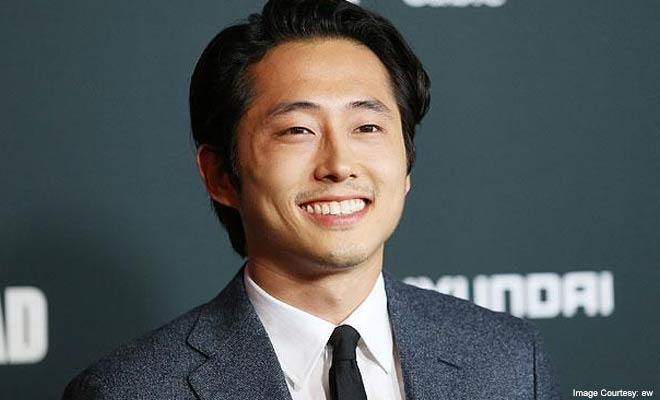 Steven Yeun Remains to be the Sexiest Man Walking