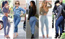 For all the Curvy Ladies: Know How to Style Jeans So As to Look Fab