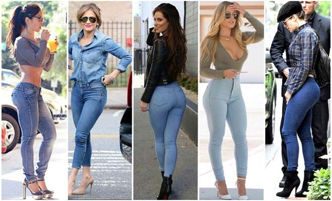 Style Jeans So As to Look Fab