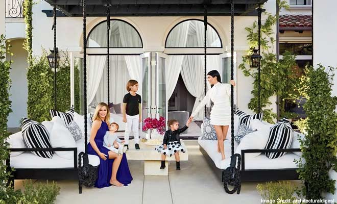 Styling Inspirations from Khloé's Home