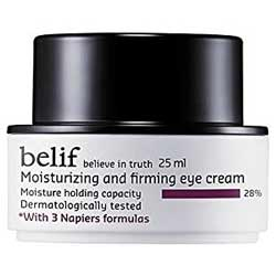 Belif Moisturizing and Firming Eye Cream