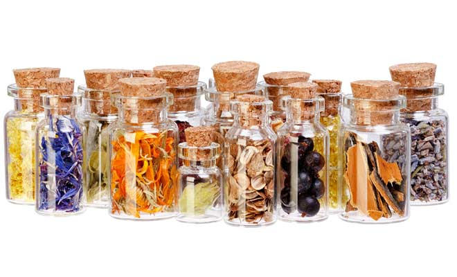 Bottled Dried Fruits