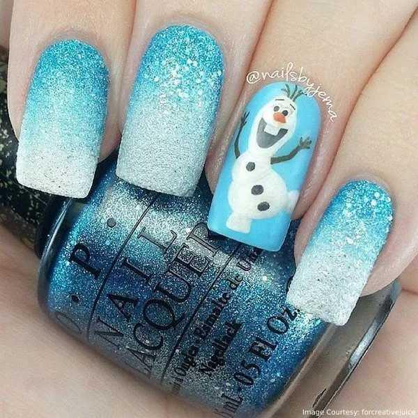 Christmas And Olaf