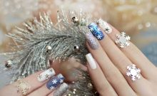 7 Christmas Nail Art Inspirations for Merry Nails this Jolly Season