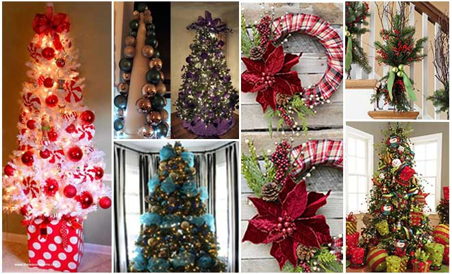 5 Extraordinary Ways To Decorate Your Christmas Tree This