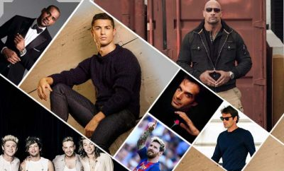 Top 7 Highest Paid Male Celebrities of 2016 According to Forbes