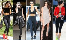 6 Moves that Kendall Jenner Does To Transform Her Body