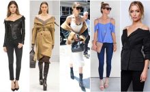 5 Smart and Stylish Ways to Wear Off-the-shoulder Tops This Winter