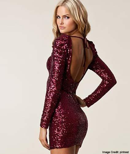 Glitter Dress