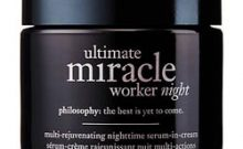 Philosophy Ultimate Miracle Worker Night Review: Ingredients, Side Effects, Detailed Review And More