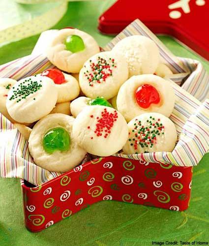 Short-Bread Cookies