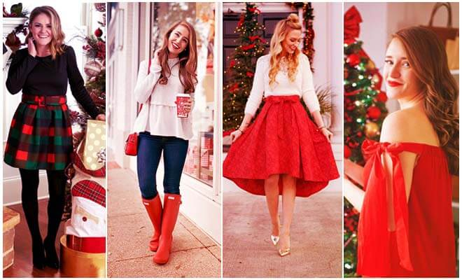 Trendy Christmas Outfits to Make You the Most Fashionable in the Bunch