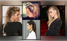 Get Your Punk Hair Look On With 3 Posh Faux Braid Hairstyles