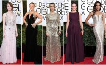 The Best Dressed Female Celebrities Who Rocked The 2017 Golden Globes
