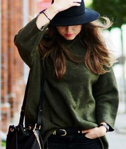 Green Trench Coat2