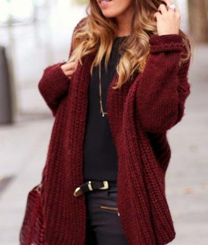 Maroon Sweater3
