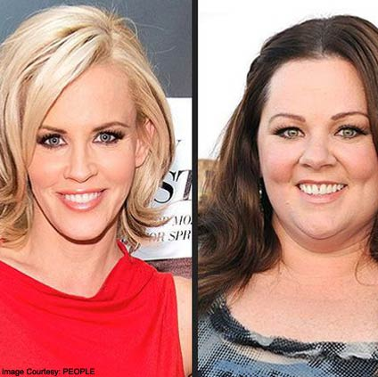 Jenny McCarthy and Melissa McCarthy