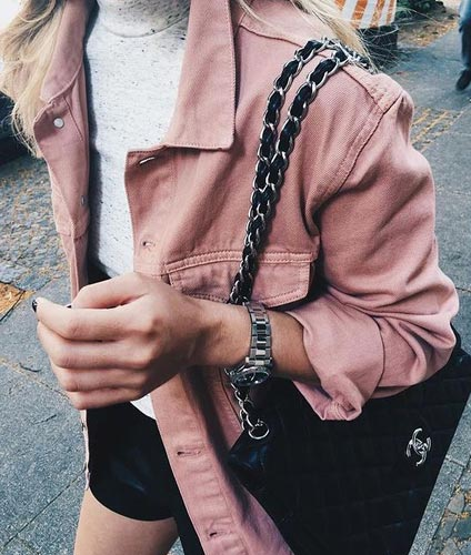 Pink Trench Coat2