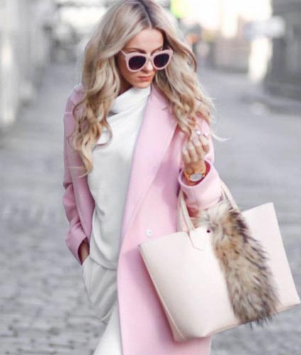 Pink Trench Coat3