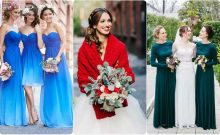 Fab Tips: How Can You Look Stunning & Fabulous in a Winter Wedding?