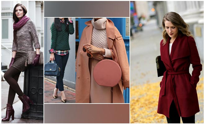 4 Colors to Nail Winter Fashion