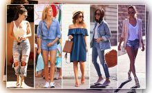 Denim Fashion: 8 Denim Pieces Fashion Girls Won't Stop Wearing In 2017