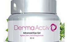 Derma Activ Eye Gel Review: Does it Really Tackle Skin Aging?