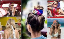 How to Wear Hair Scarf: 7 Super-Chic Ways to Stay Stylish Always