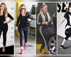 Khloe Kardashian Workout