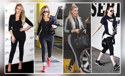 Khloe Kardashian Workout: 5 Workouts For a Khloe Kardashian Booty