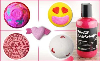 Lush New Spring Products Are Guaranteed To Add Pleasure To Your Bath