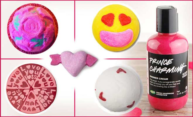 Lush New Spring Products