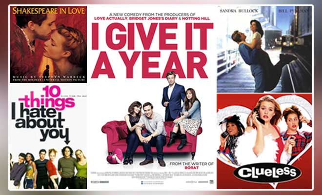 Romantic Comedy Films