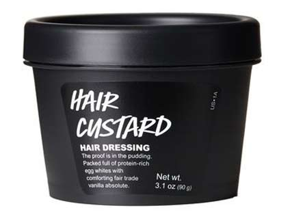 Hair Custard Hair Dressing