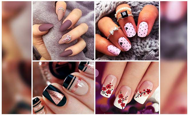 Perfect Nail Designs To Show Off