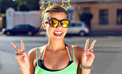 Neon Sunglasses: Flaunt Your Sunglasses With Neon Colors This Summer