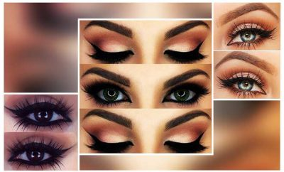 How To Do Soft Cut Crease Makeup For Kitty Cat Look With Smokey Eyes