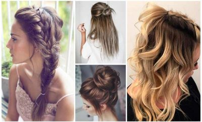 Spring Hairstyles 2017: 8 Best Hairstyles for Every Length and Texture